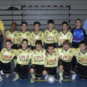 BENJAMIN C 2005/2006