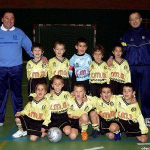 PREBENJAMIN B 2005/2006