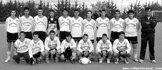 CADETE A 2003/2004