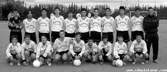 CADETE B 2003/2004