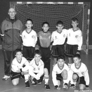 BENJAMIN A 2004/2005