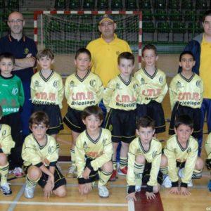 BENJAMIN B 2007/2008