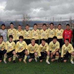 CADETE B 2008/2009