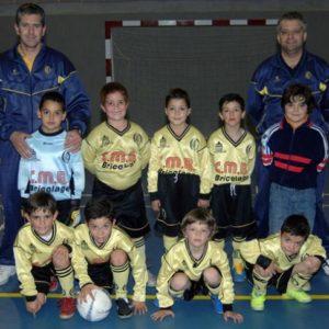 PREBENJAMIN B 2007/2008