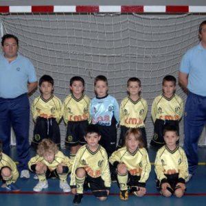 PREBENJAMIN C 2008/2009