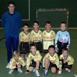 PREBENJAMIN C 2007/2008