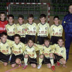BENJAMIN A 2006/2007