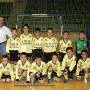 BENJAMIN C 2006/2007
