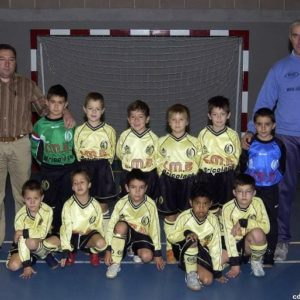 PREBENJAMIN B 2006/2007