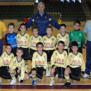 BENJAMIN C 2007/2008