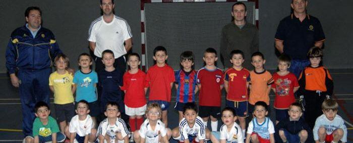 ESCUELA FUTBOL SALA 2007/2008
