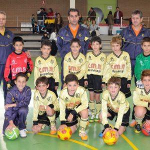 BENJAMIN B 2009/2010