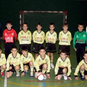 BENJAMIN A 2005/2006