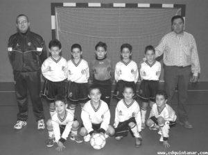PREBENJAMIN A 2004/2005