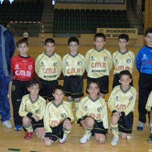 BENJAMIN A 2007/2008