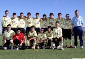 CADETE B 2007/2008