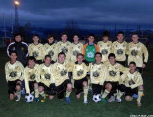 JUVENIL PROVINCIAL 2008/2009