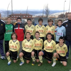 ALEVIN A 2008/2009