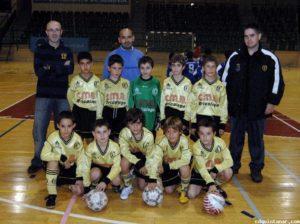 BENJAMIN A 2008/2009
