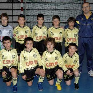 BENJAMIN C 2008/2009
