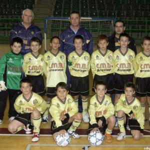 BENJAMIN B 2006/2007
