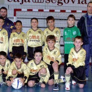 BENJAMIN D 2006/2007