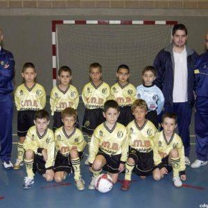 PREBENJAMIN A 2006/2007