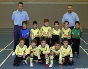 PREBENJAMIN C 2006/2007