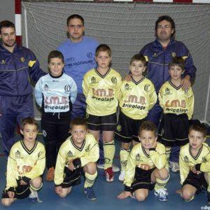 PREBENJAMIN D 2006/2007