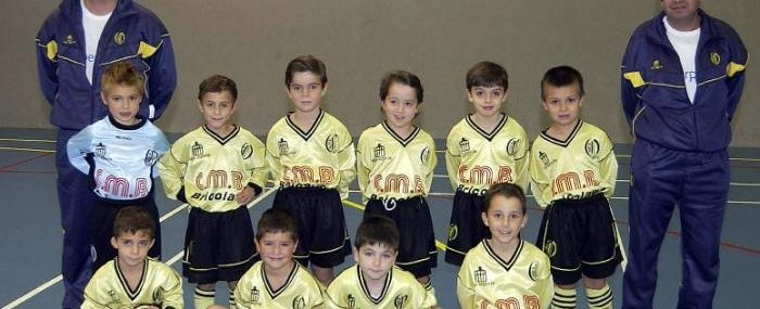 PREBENJAMIN E 2006/2007