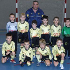 PREBENJAMIN E 2007/2008