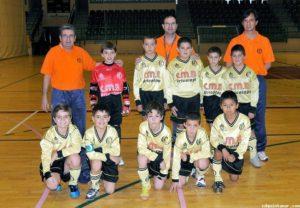 BENJAMIN A 2009/2010