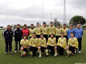 CADETE B 2009/2010