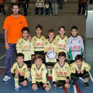 PREBENJAMIN B 2009/2010