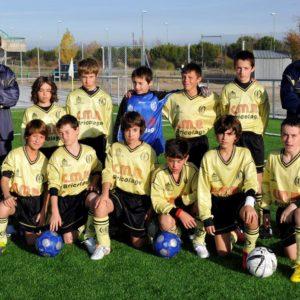 ALEVIN A 2010/2011