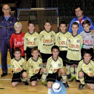 BENJAMIN A 2010/2011