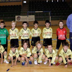 BENJAMIN B 2010/2011