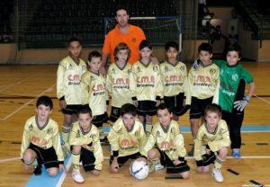 BENJAMIN C 2010/2011