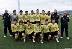 CADETE B 2010/2011