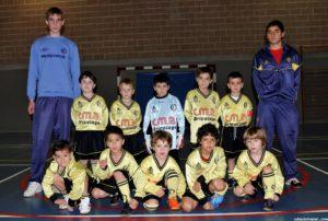PREBENJAMIN B 2010/2011