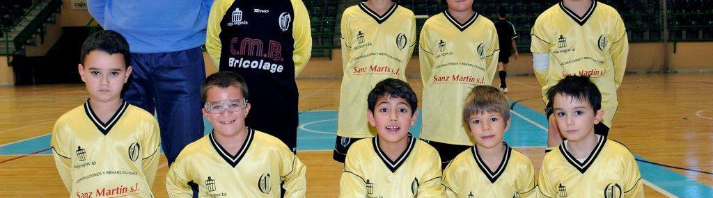 BENJAMIN B FÚTBOL SALA 2011-2012