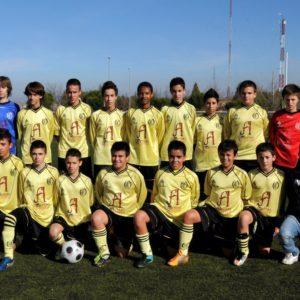 INFANTIL A 2011-2012