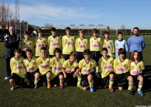 INFANTIL B 2011-2012