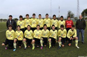 CADETE B 2011-2012